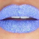 Lavender Glitter Lips❤️