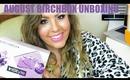 August Unboxing|BirchBox