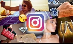 DO YOU ASPIRE TO THE LIVE THE LIFE OF AN INSTAGRAM STAR?