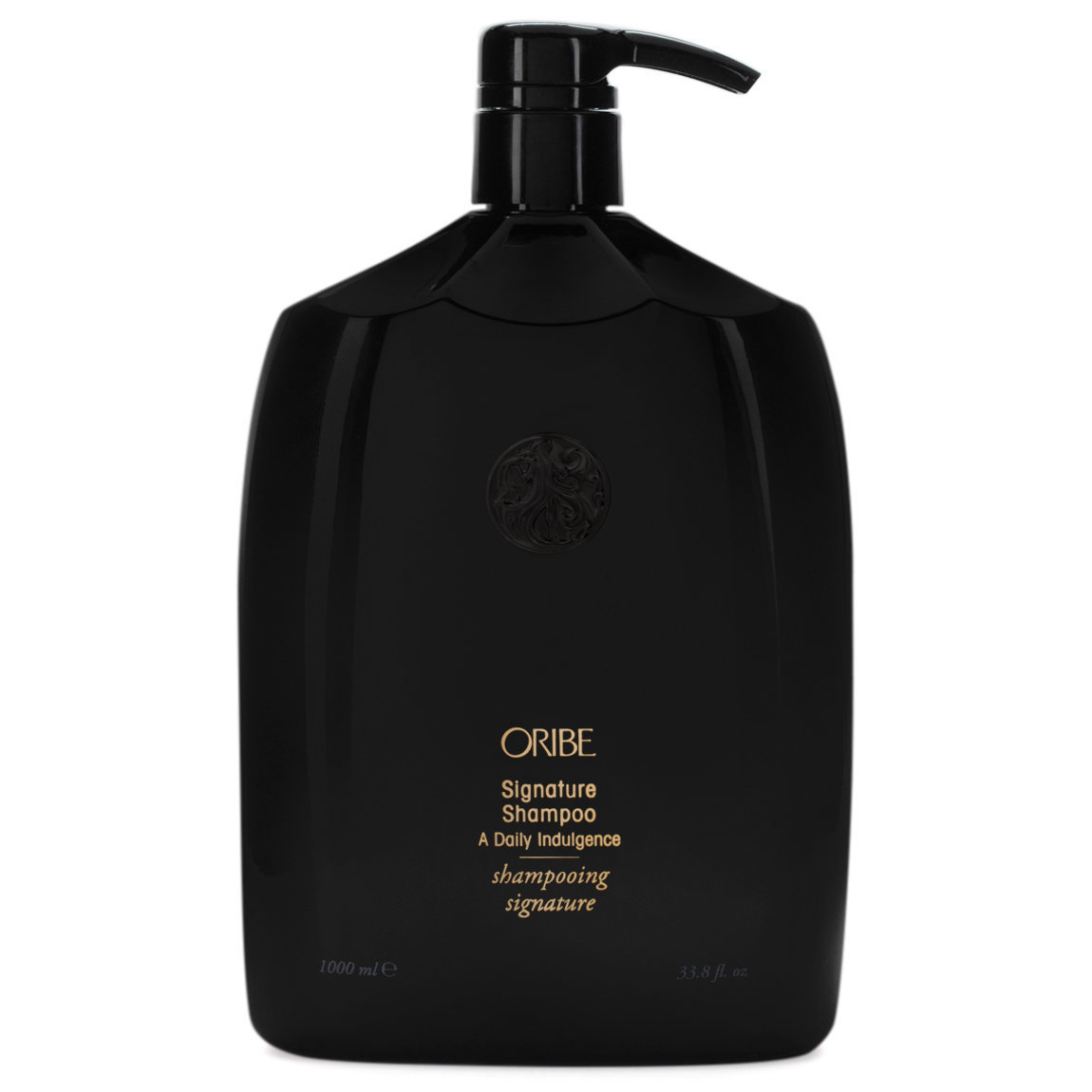 Oribe Signature Shampoo 1 L product swatch.
