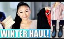 WINTER HAUL + TRY ON! | Target, Hunter, American Eagle, Express, Vici Collection, Old Navy