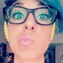 Pastel Neon Selfie