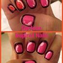Cartoon Nails