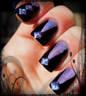 http://www.thepolishedmommy.com/2013/01/decked-out-in-purple.html
