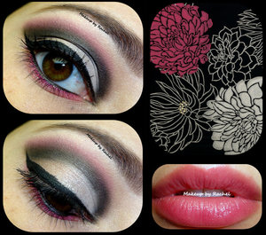 Join my makeup blog for more looks and tutorials: http://rachelshuchat.blogspot.ca/