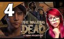 The Walking Dead: A New Frontier - Ep. 4 Shit About To Go Down [Livestream UNCENSORED]