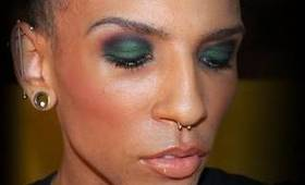 Greensmoke Makeup Tutorial