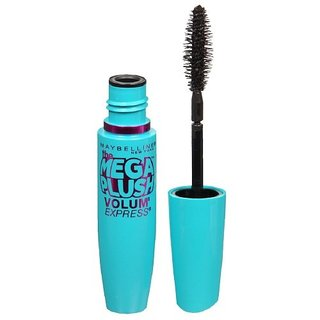 Maybelline Volum' Express Mega Plush Mascara
