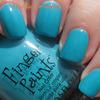 Finger Paints Blue Raspberry