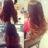 Ombre I did