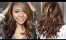 How to: Bouncy Waves (My Everyday Hairstyle)