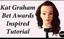 Kat Graham Bet Awards Inspired Hair Tutorial