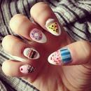 food nails