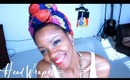 Natural Hair Protective Style: Head Wrap How To!