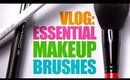 My Essential Makeup Brushes!