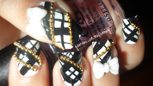 HD Nail Video Tutorial http://youtu.be/MLhzxfUI04Y