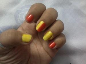 Nice orange yellow !