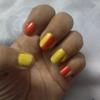 Summery nails