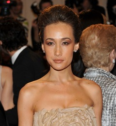 Met Costume Institute Gala Makeup: Maggie Q