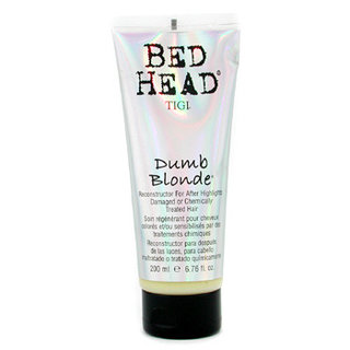 Bedhead by TIGI Dumb Blonde After Highlights, Damaged or Chemically Treated Hair