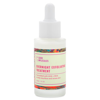 Good Molecules Overnight Exfoliating Treatment