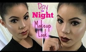 Day to Night Makeup Look | Laura_EIB