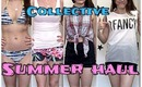 ✿ Summer Collective Haul | Quiksilver, Macy's, H&M, Forever 21