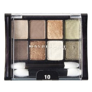 Maybelline Expert Wear Eyeshadow in Sunbaked Neutrals