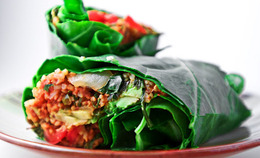 Beauty Detox: Body Balancing Veggie Burgers