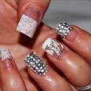 Louis Vuitton nails