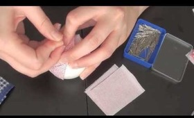 How To: Quilted Christmas Ornament - Part 1