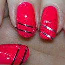 Pink Striping Tape