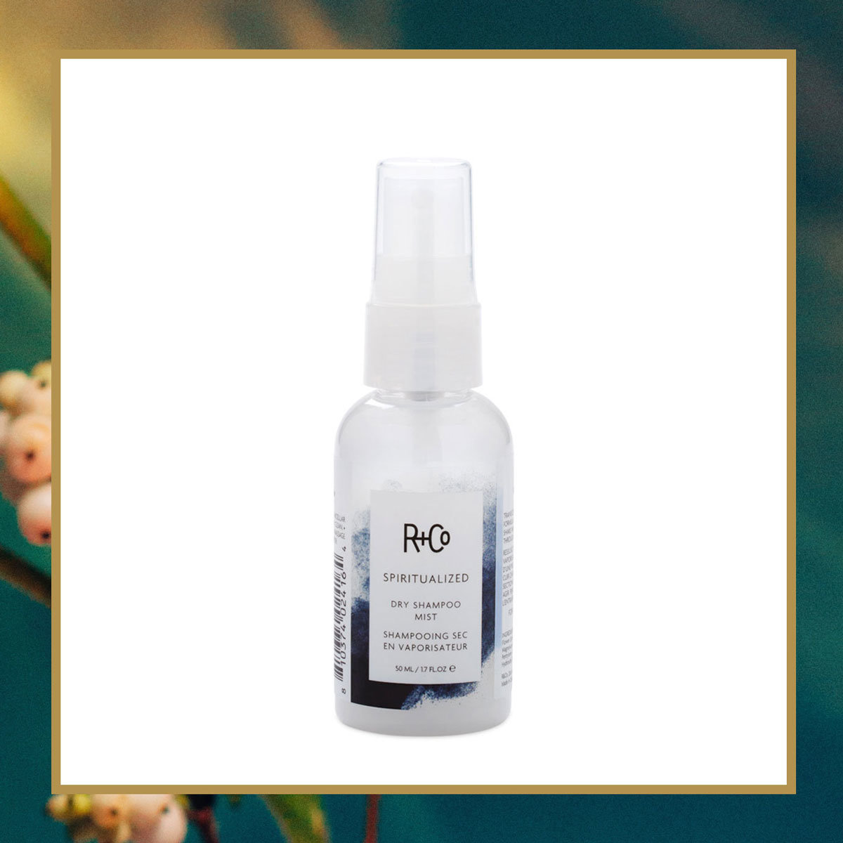 Spend {promo_threshold}+, Receive R+Co Spiritualized Dry Shampoo Mist (Travel)
