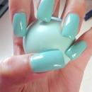 Sweet Mint Nails