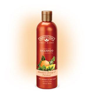 Nature's Gate Mandarin Orange and Patchouli Color Protecting Shampoo