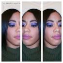 Purple Smoky Eye
