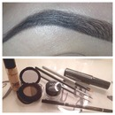 My eye brow products