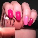 China Glaze Make An Entrance & Dancy Baby/Pink Rox-E