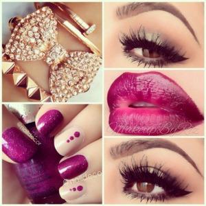 Details @MakeupByRiz  Instagram