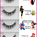 DIY Colorful Halloween Lash Costume Ideas