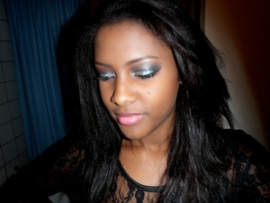 NYE glitz and glamour. Want to know what products I used? 