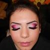 Makeup by me on Madalina