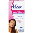 Nair Nair Face Wax Strips