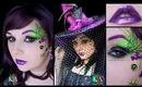 Halloween Witch Makeup Tutorial