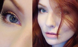 This is a Naked 2 Tutorial for a fresh flirty look.  http://www.youtube.com/watch?v=s_-lx2wJy9Q