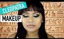 Cleopatra Makeup Halloween 2015   makeupbyritz
