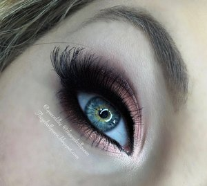 """This look was per request of one of my friends- she wanted a """"seashelly, victoria secrety, OH!  VALENTINES DAY-e look, yes!""""  though the way she put it sounded super crazy I was surprised on how well it came out (went in blind for this one)! Hopefully you guys like this as well :) http://theyeballqueen.blogspot.com/2016/01/sensual-valentines-day-bombshell-makeup.html"""