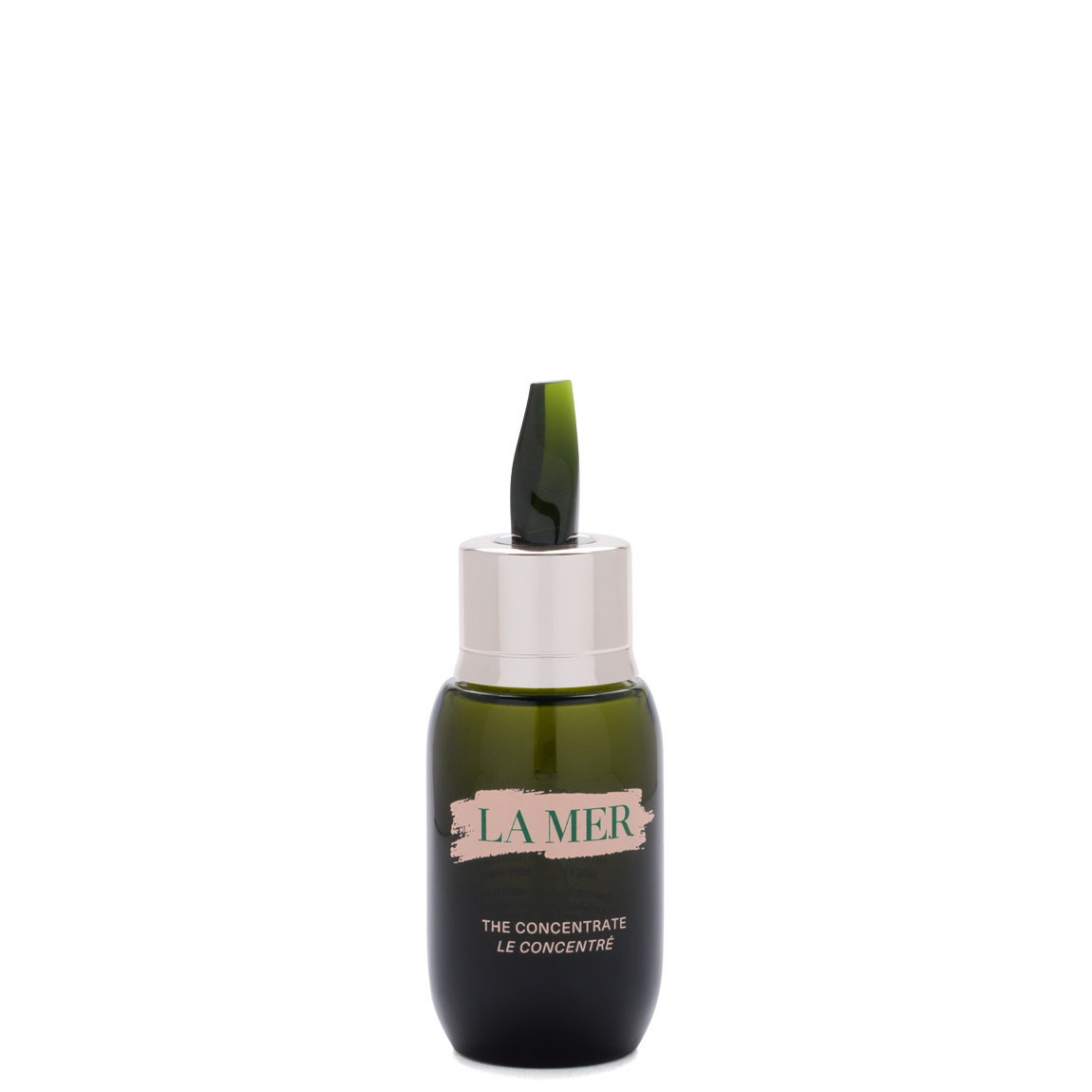 La Mer The Concentrate 1 oz product swatch.