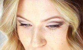 How To | Cut Crease Eye Makeup Tutorial