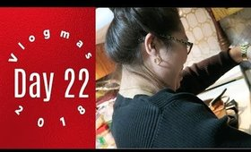 Vlogmas Day 22: Speaking in Tagalog and Chavacano | Grace Go